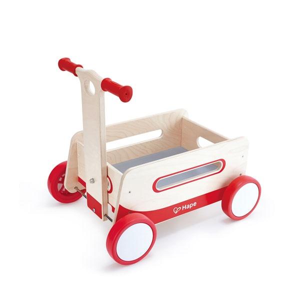 Hape Wunderbarer Holzwagen