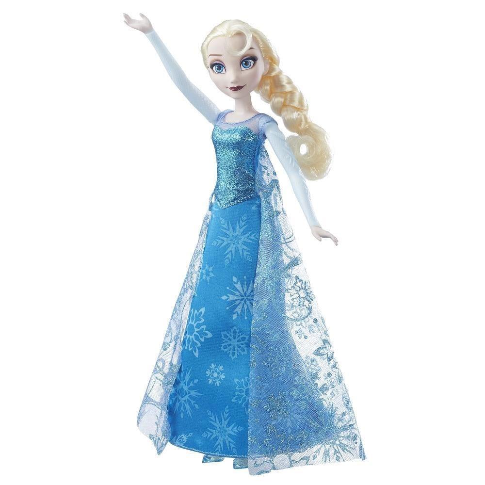 Die Eiskönigin singende Lichterglanz Elsa