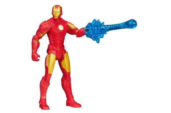 Marvel Avengers All Star Figur Iron Man