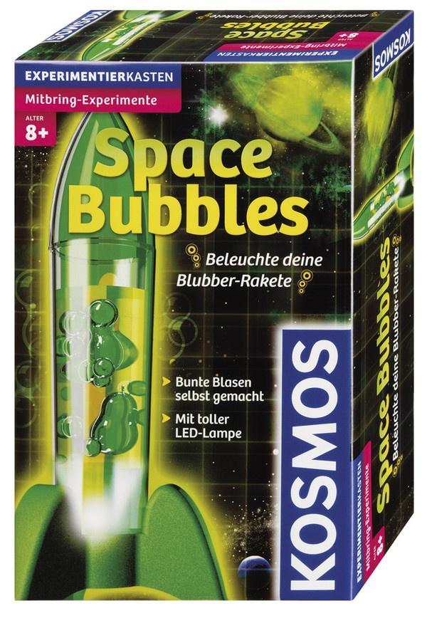 Experimentierkasten Space Bubbles von Kosmos