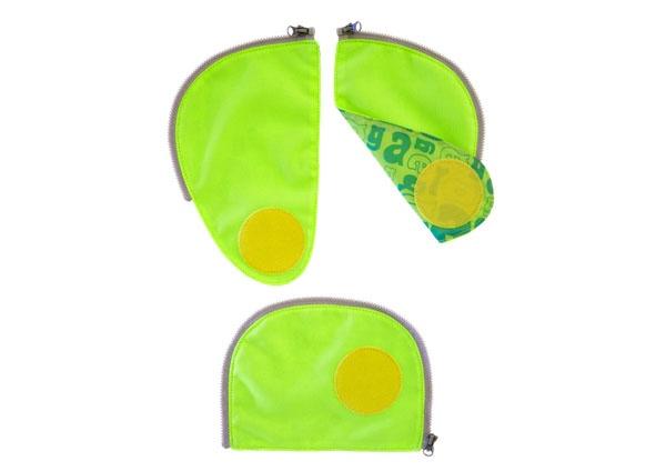 Ergobag Zubehör Pack Sicherheitsset grün
