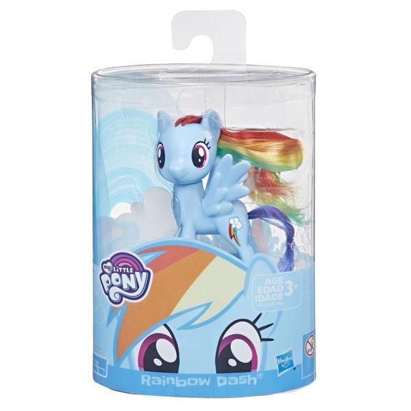 My Little Pony Mane Pony Rainbow Dash Classic von Hasbro