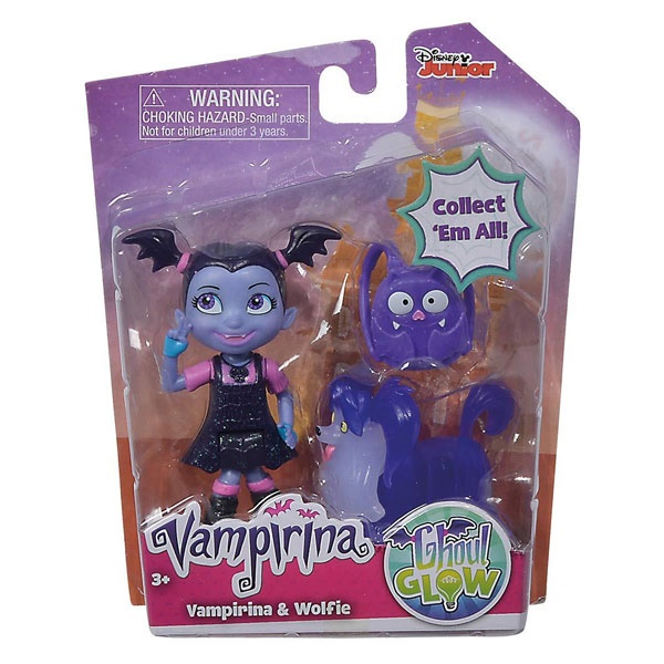 Vampirina Figurenset Vampirina und Wolfie