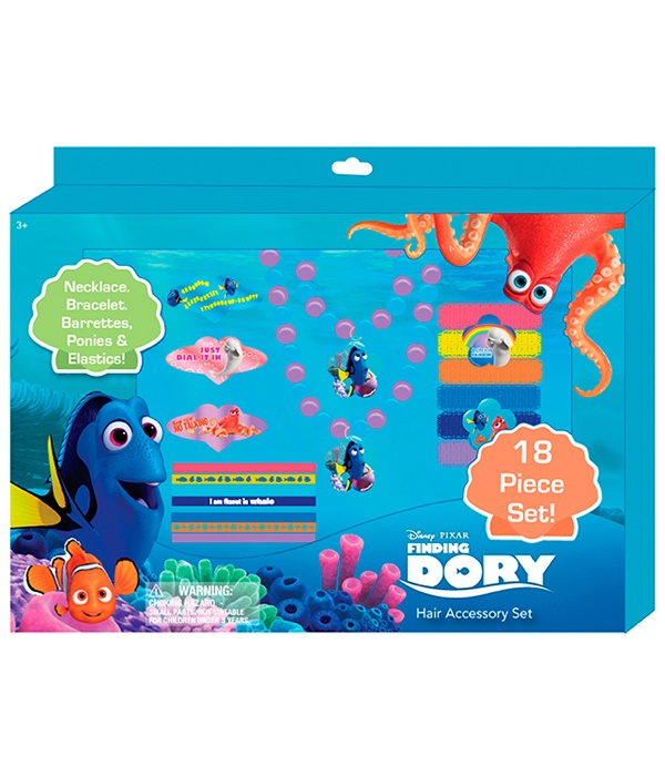 Finding Dory Accessoiresset 18tlg.