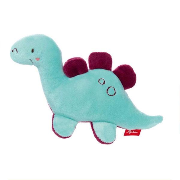 Sigikid Baby Rassel Dinosaurier