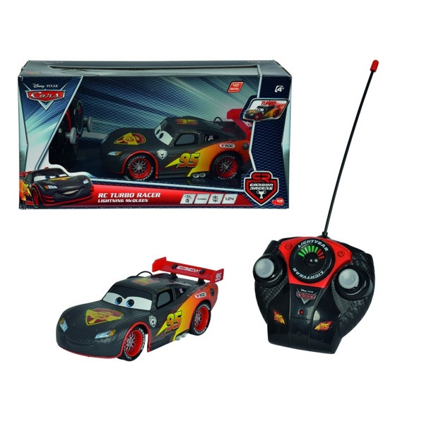 Cars RC Carbon Turbo Racer Lightning
