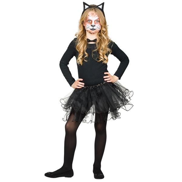 7a5e4d160d50d2 Kostüm-Zubehör Tüllrock schwarz - OsTow Onlineshop