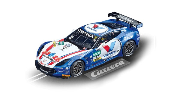 Carrera Digital 124 Chevrolet Corvette C7.R Callaway Competi