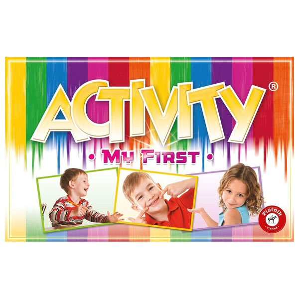 Activity My First Kinder