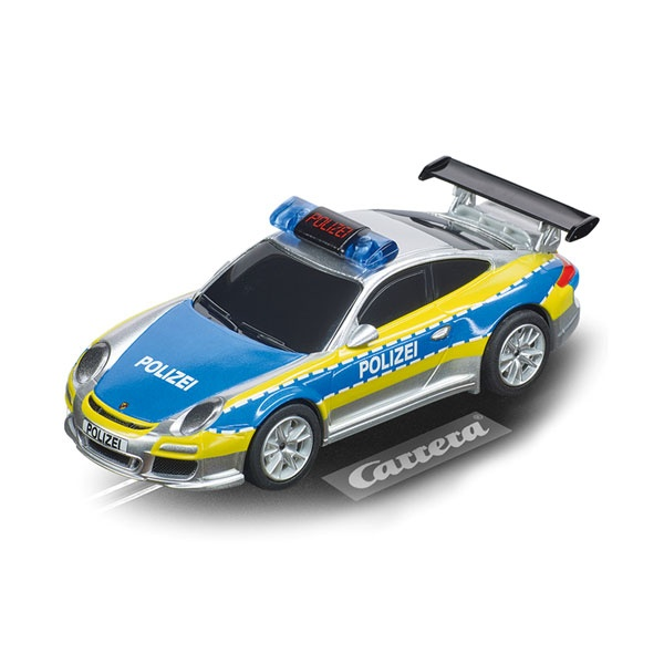 Carrera Go!!! Porsche 911 GT3 Polizei