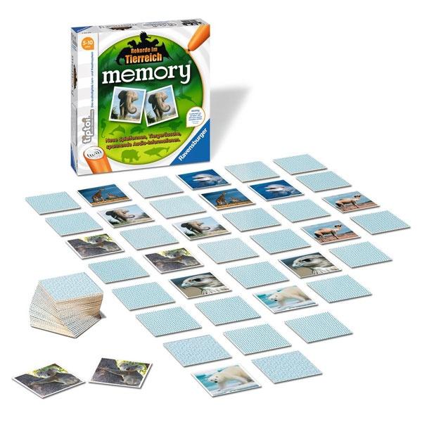 tiptoi memory Rekorde im Tierreich  von Ravensburger