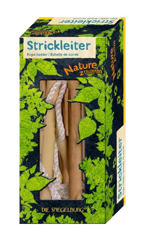 Spiegelburg Nature Zoom Strickleiter