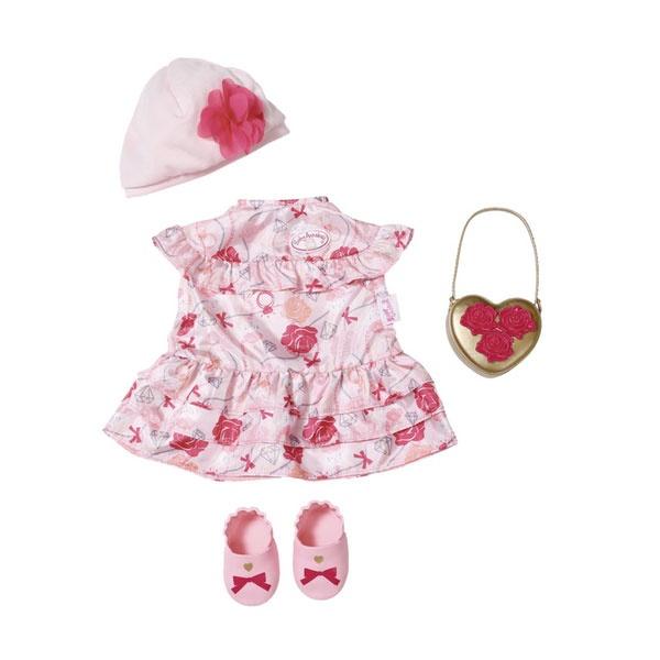 Baby Annabell Deluxe Set Blumen Blumenoutfit