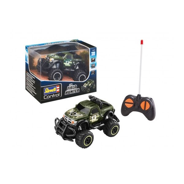 Revell 23491 RC SUV Field Hunter