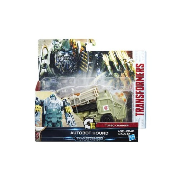 Transformers 1Step Turbo Changer Autobot Hound