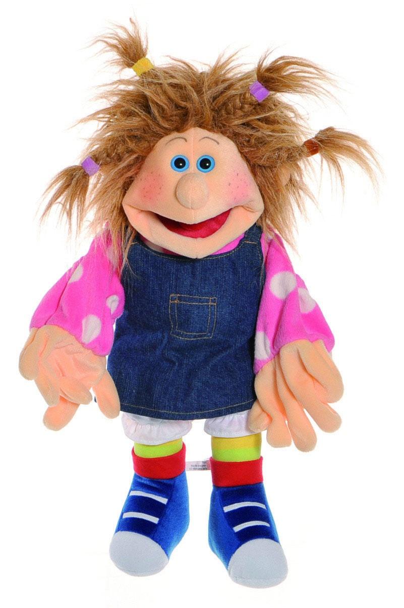 Living Puppets W578 Ilselotte Keksberg klein Handpuppe