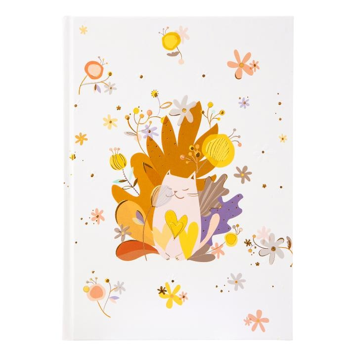 Goldbuch Turnowsky Notizbuch Indian Summer White