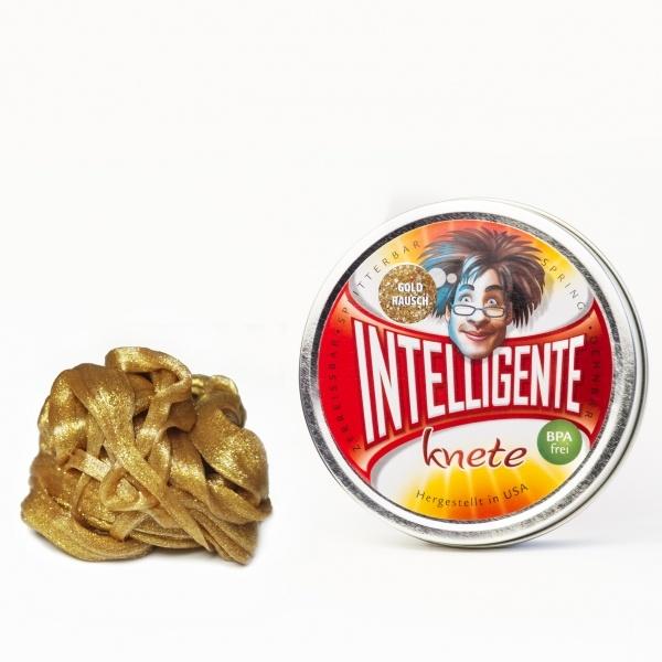 Intelligente Knete Goldrausch