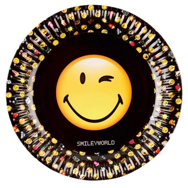 Smiley Emoticons Partyteller