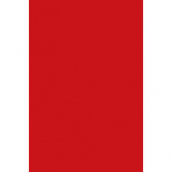 Party-Tischdecke Kunststoff apfelrot 137 x 274 cm