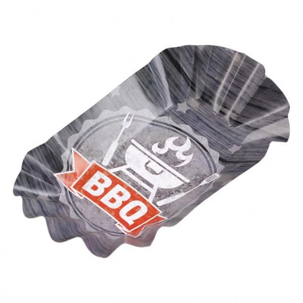 BBQ Bratwurstschalen 8 Stück