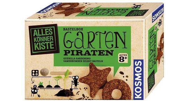 Bastelbox Garten-Piraten von Kosmos