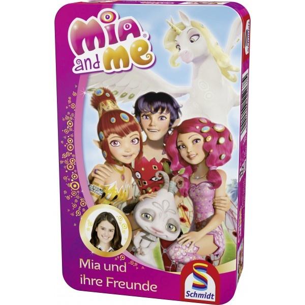 Mia und Me und ihre Freunde von Schmidt Spiele