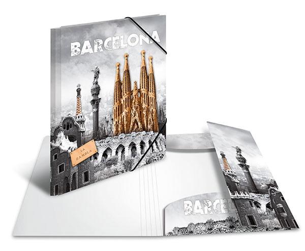 Herma Sammelmappe A3 Barcelona