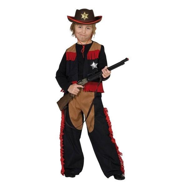 Kostüm Cowboy 128