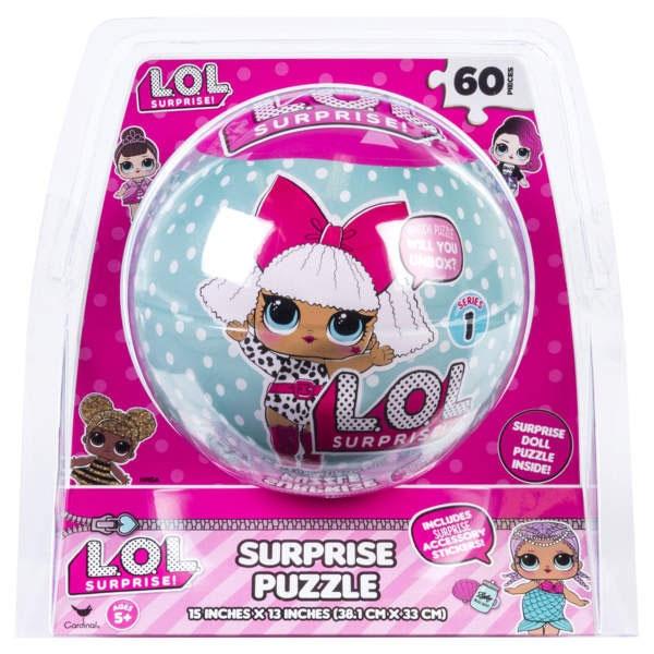 LOL Surprise Puzzle L.O.L. Surprise Balls