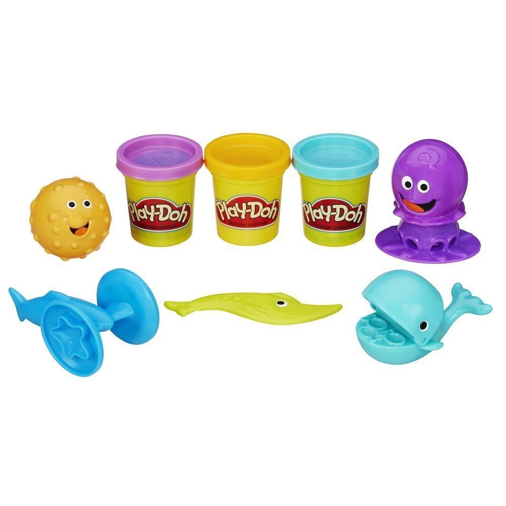 Play-Doh Unterwasser-Knetwelt