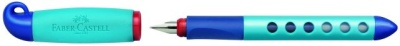 Faber Castell Schulfüller Scribolino blau rechts