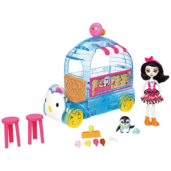 EnchanTimals Eiswagen Spielset