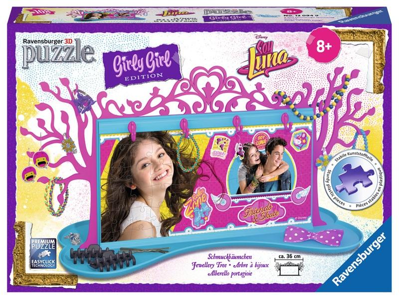 Puzzle Schmuckbäumchen Soy Luna von Ravensburger