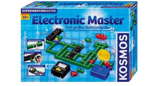 Experimentierkasten Electronic Master von Kosmos