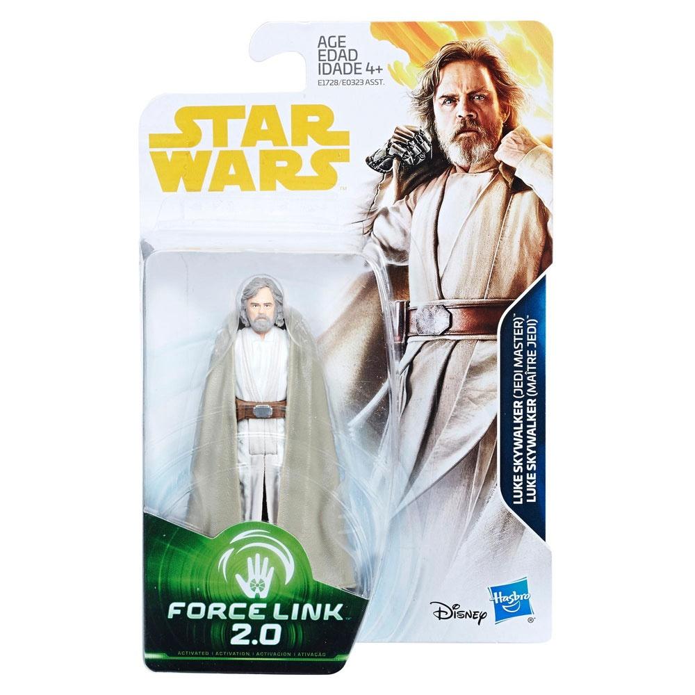 Star Wars Han Solo Force Link 2.0 Figur Luke Skywalker