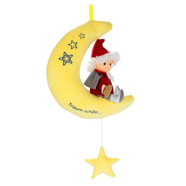 Sandmännchen Musik-Spieluhr Mond