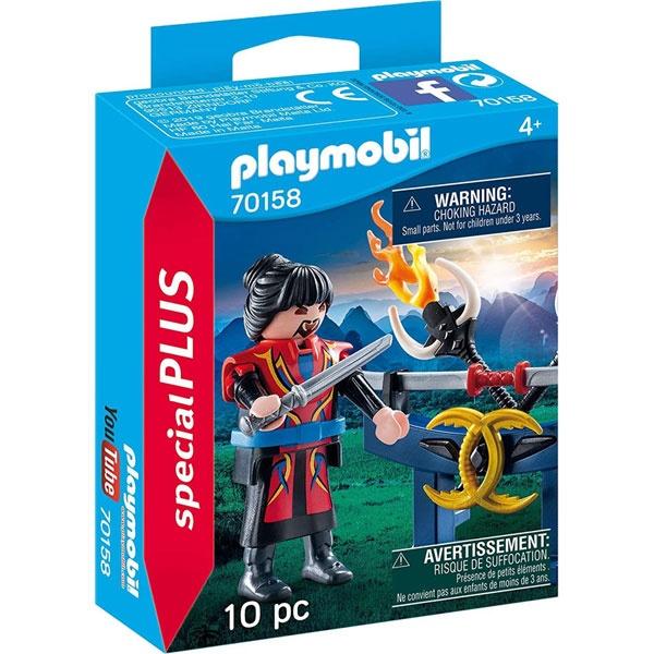 Playmobil 70158 Asiakämpfer