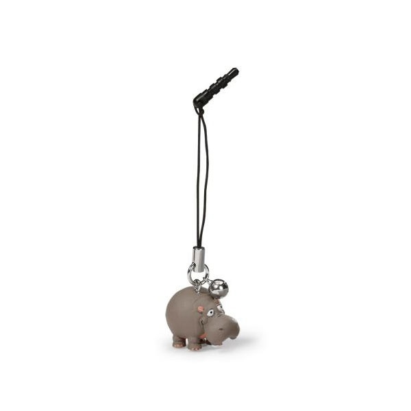 Nici Smartphone Stecker mit Hippo Einzelfigur