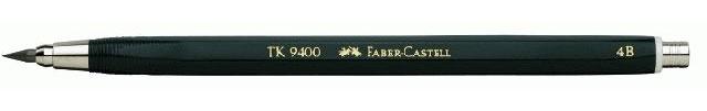 Faber Castell Fallminenstift TK9400 4B 3,15mm