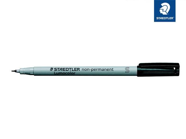 Staedler Folienstift Lumocolor S nonpermanent schwarz