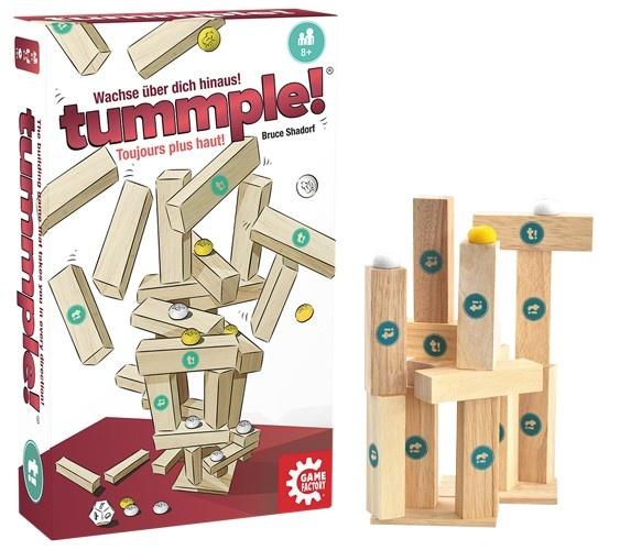Tummple Spiel