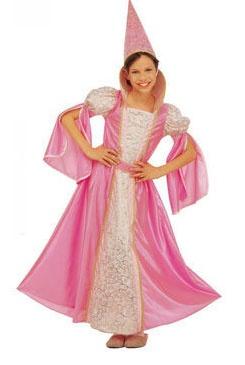 Kostüm Fee 158 rosa