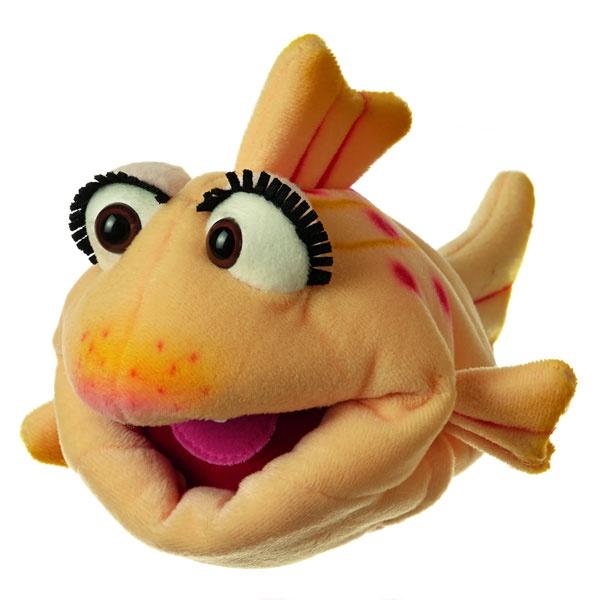 Living Puppets W551 Flupsi Fisch Handpuppe