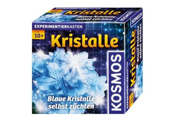Experimentierkasten Mitbringkristalle Blau von Kosmos