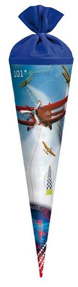 Roth Schultüte Air Race mit Propeller 70 cm