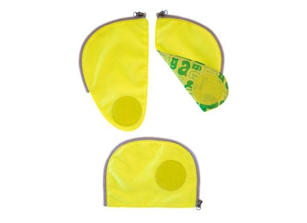 Ergobag Zubehör Pack Sicherheitsset gelb