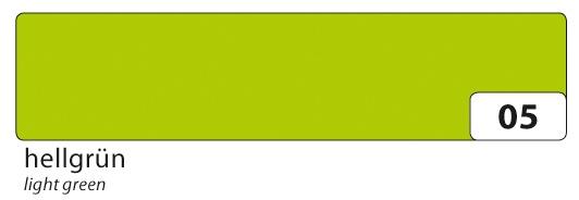 Folia Washi Tape Klebeband  hellgrün