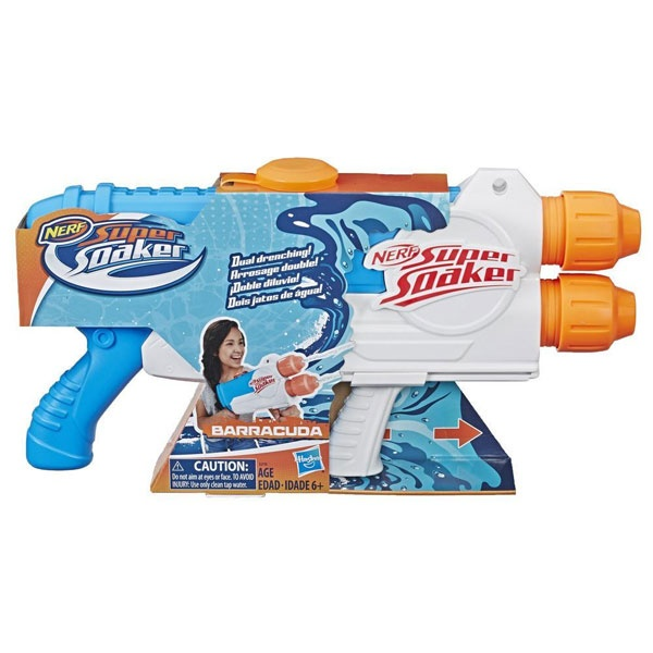 Nerf Super Soaker Barracuda von Hasbro