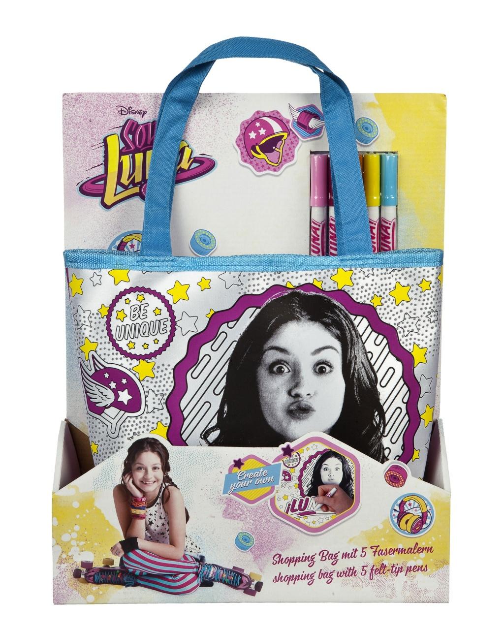 Soy Luna CYO Shopper